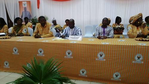 MPP: Les femmes ont tenu leur 2ème convention à Ouahigouya