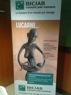 «BICIAB Amie des Arts»: Le bol d'air de la banque pour l'Art burkinabè