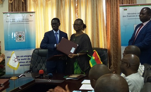 Financement du PNDES: La BOAD octroie un prêt d'environ 40 milliards de francs CFA au Burkina