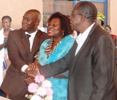 Centre hospitalier universitaire Yalgado Ouédraogo: Constant Dahourou désormais aux commandes à la place de Robert Sangaré