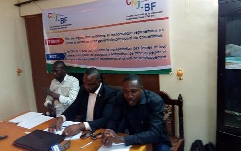 Conseil National de la Jeunesse: Les élections attendues pour décembre 2017