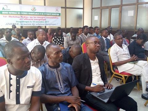 Transition énergétique au Burkina: Des journalistes et communicateurs s'engagent à apporter leur contribution
