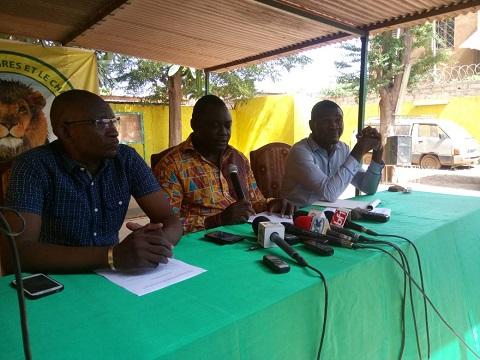 Crise au sein de l'UPC: «L'Union nationale des Jeunes de l'UPC condamne fermement cette sombre entreprise des 13 députés frondeurs»