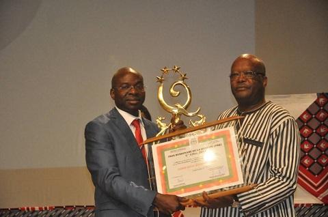 6e Prix Burkinabè de la Qualité (PBQ): Les meilleures entreprises burkinabè récompensées