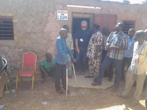 Riverstone Karma SA: Des organisations spécifiques bénéficient de projets socio-économiques