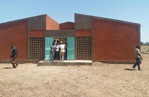 Commune de Bagaré: Gorpouli a désormais son CSPS