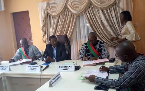 Décentralisation: Elus nationaux et élus locaux, en tandem pour sédimenter la démocratie locale burkinabè