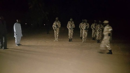 Lutte contre le terrorisme au Burkina Faso: Les policiers de Tongomayel saluent les efforts de Simon Compaoré