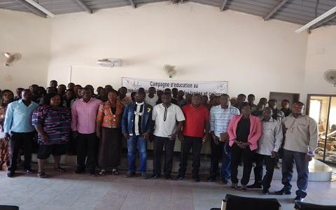Numérique: La Commission de l'informatique et des libertés(CIL) prêche dans les établissements de Léo pour un meilleur usage des TIC