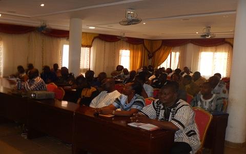 Campagne d'éducation au numérique: La CIL sensibilise des cadres de la Sissili