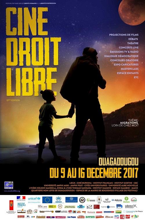 Ciné Droit Libre 2017: «Migrations: loin de chez moi?»