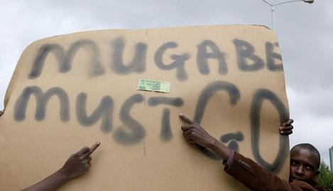 Zimbabwe: A Quand la chute du régime Mugabe?