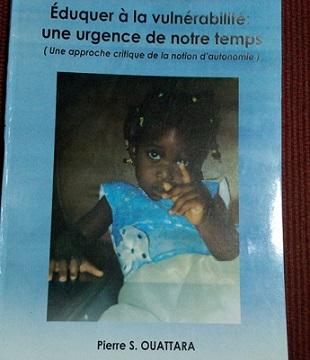 Littérature: Le frère Pierre Ouattara propose «l'éducation à la vulnérabilité» comme une urgence