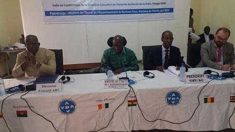 Bassin de la Volta: Cinq jours pour apprendre la gestion intégrée des crues