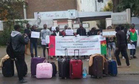Etudiants burkinabè boursiers en France: Confrontés à des arriérés de paiement, ils crient «A l'aide!»