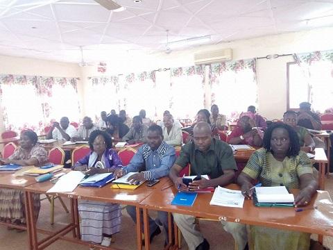 Education inclusive dans les Hauts-Bassins: Des encadreurs pédagogiques outillés à Bobo-Dioulasso