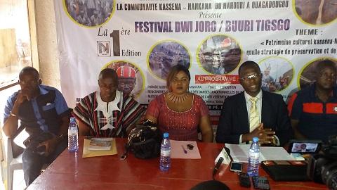 Festival Dwi Joro/Buuri Tigsgo: Pour la promotion de la culture kasséna-nankana
