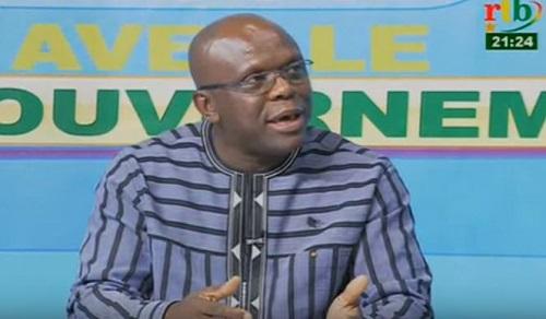 Communication et relations Gouvernement/Parlement: «Une tâche prenante», selon Rémis Dandjinou