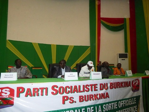 Burkina: Le PS Burkina, un nouveau parti politique pour des «solutions plus innovantes»