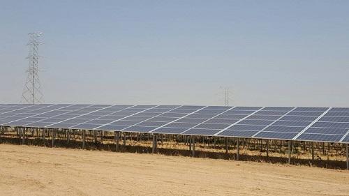 Roch Kaboré et Emmanuel Macron inaugurent, à Zagtouli, la plus grande centrale solaire d'Afrique de l'Ouest