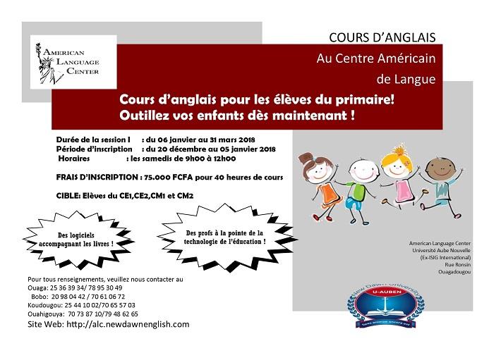 Cours d'anglais pour les élèves du primaire: Outillez vos enfants dès maintenant!