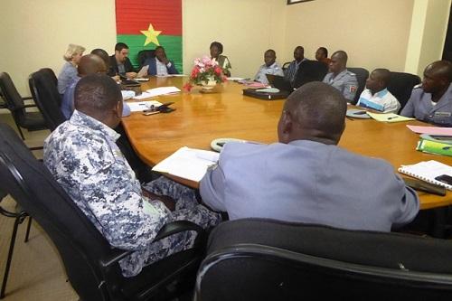 Réinsertion des détenus: Le comité de suivi du projet FORS a tenu sa première rencontre