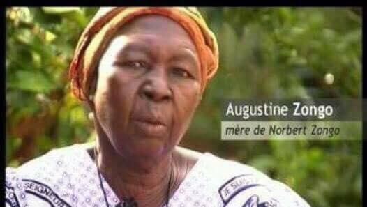 La mère de Norbert Zongo est décédée