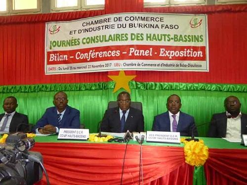 Chambre de commerce de Bobo: Lassiné Diawara fait le point des journées consulaires