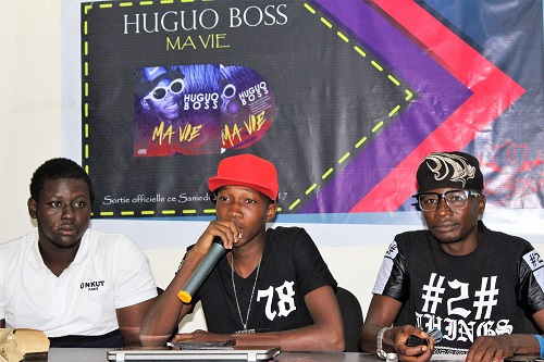 Musique: Huguo Boss rappe sa «vie»
