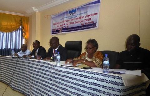 Finances publiques: Le CIFOEB s'interroge sur le budget de l'Etat, gestion 2018
