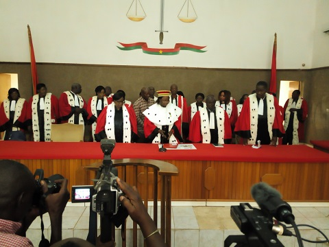 Haute Cour de Justice: Nomination de nouveaux magistrats dans les nouvelles Chambres