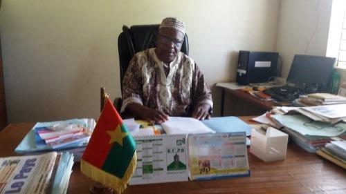 COMMUNE DE OUARKOYE: Le Maire TAMINI Samadounia souhaite l'ouverture du CMA