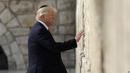 Reconnaissance officielle de Jérusalem comme capitale d'Israël par Donald Trump : Vague de condamnations à travers le monde