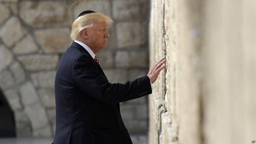 Reconnaissance officielle de Jérusalem comme capitale d'Israël par Donald Trump: Vague de condamnations à travers le monde