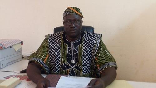 Solenzo: «Daniel Ouezzin Coulibaly a largement dépassé les frontières du Burkina», Désiré TRAORE maire de la commune