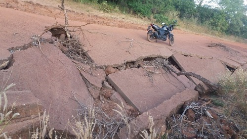 Région de la Boucle du Mouhoun: Le mal du réseau routier