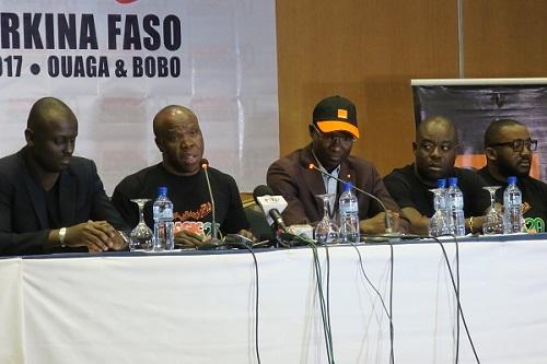 20 ans de Magic System: L'étape du Burkina est exceptionnelle, selon Asalf'O