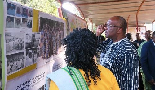 40 ans de l'IGB: Le président du Faso salue un travail d'aide à la décision
