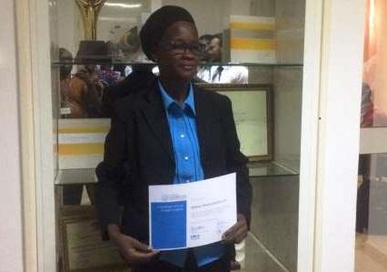 Environnement: La nigérienne Mariama Mamane, championne  de la terre pour l'Afrique