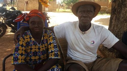 Sanou Kiwiè Michel, un agriculteur modèle