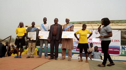 Journée Internationale des Droits de l'Enfant (JIDE): L'ONG CREDO s'engage dans la lutte contre les grossesses en milieu scolaire