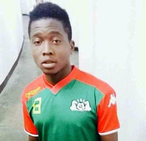Fasofoot: Dramane Salou, joueur du mois de novembre