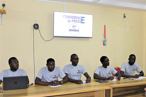 Entrepreneuriat au Burkina Faso : l'Association Koura veut apporter sa touche d'innovation