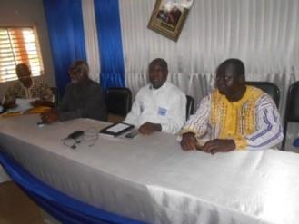 UPC Poni: Zéphirin Diabré éclaire la lanterne des militants sur les démissions au sein du parti