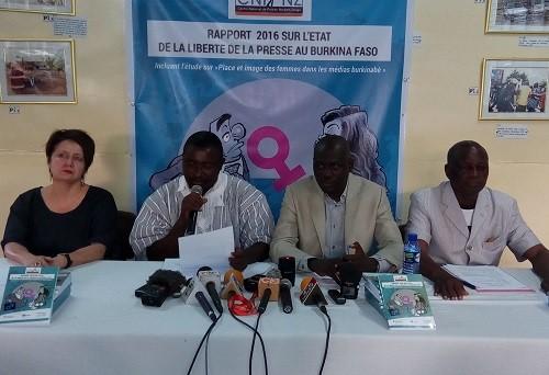 Burkina Faso: La liberté de presse en léger recul
