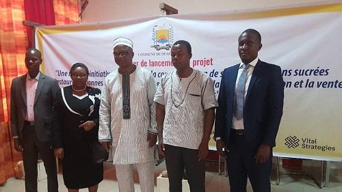 Consommation de sel et de boissons sucrées: La municipalité de Ouagadougou lance une initiative pour améliorer la santé de ses citoyens