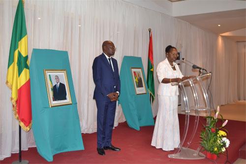 11 Décembre 2017 au Sénégal: L'Ambassade du Burkina Faso a commémoré l'accession du Burkina Faso à l'indépendance