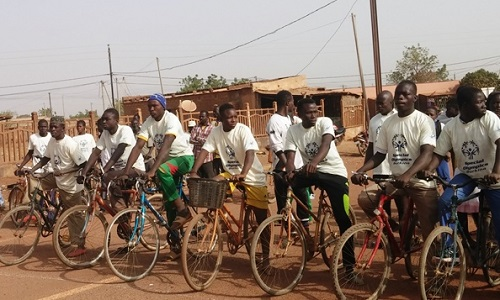 Spécial Olympics Burkina: Les handicapés intellectuels magnifiés à travers des activités sportives à Yako