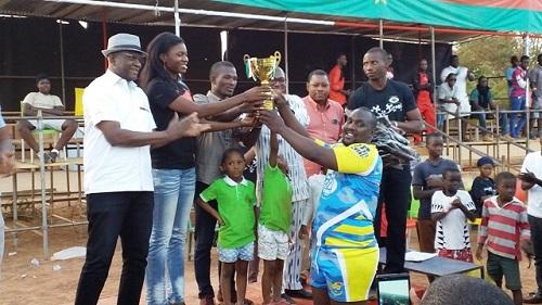 Tournoi international de rugby des équipes championnes: Le Mali remporte la deuxième édition
