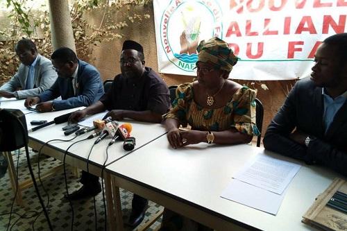 Burkina Faso: Djibrill Bassolé, «victime de manipulations politico-judiciaires et matraquage psychologique» (responsables de la NAFA)